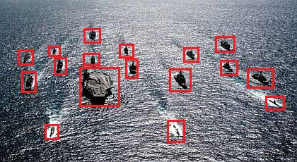 Defence applications through Artificial Intelligence solutions