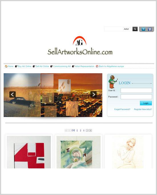 Sellartworksonline.com