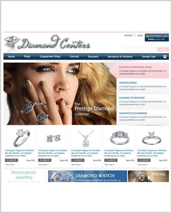 Diamond Centers