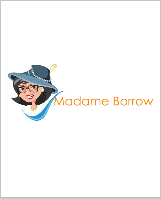 Madame Borrow Logo