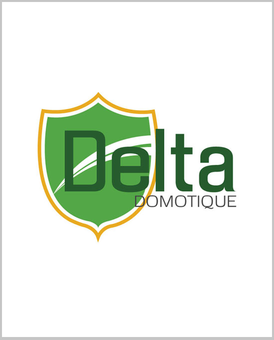 Delta Domotique Logo