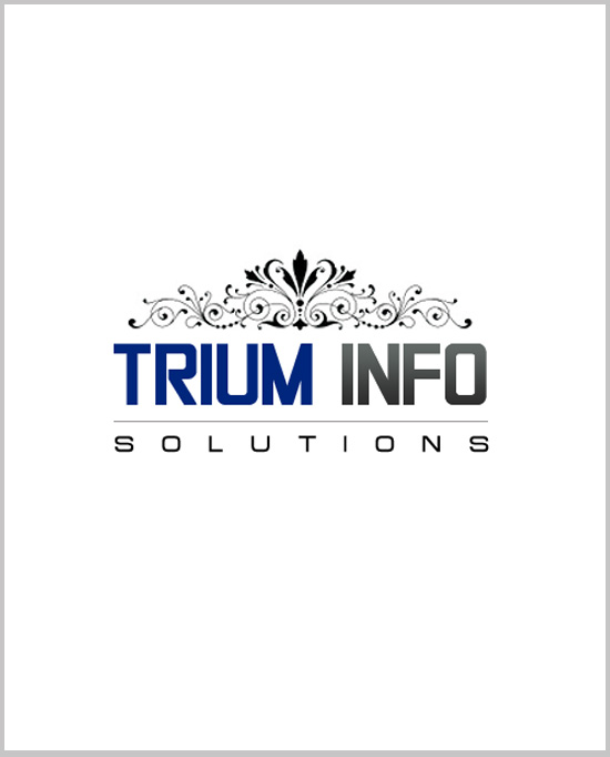 Trium Infosolutions Logo