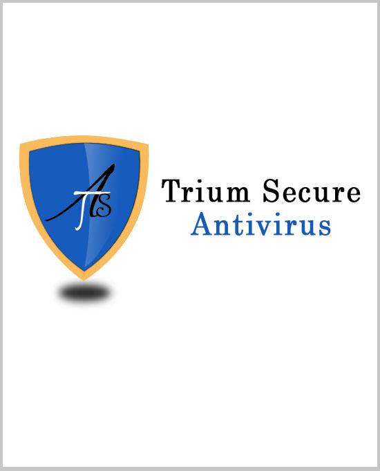 Trium Secure Antivirus Logo
