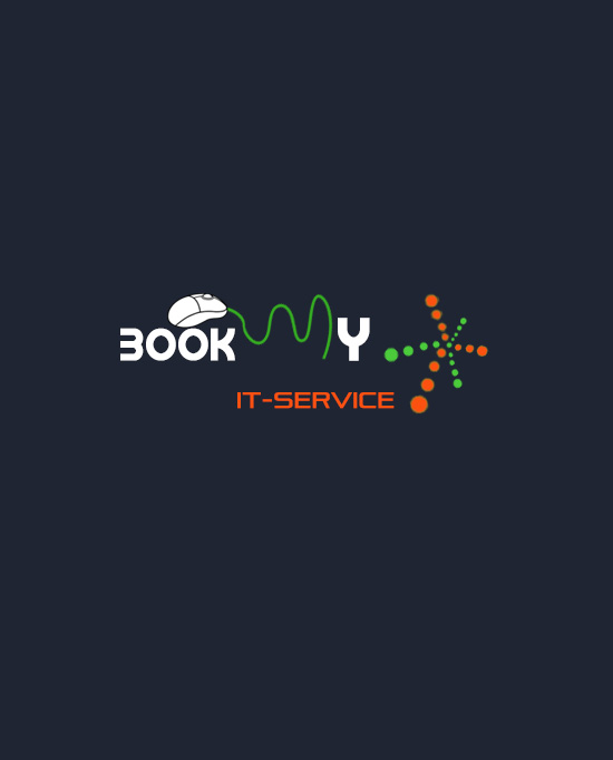 Book My It Service Logo