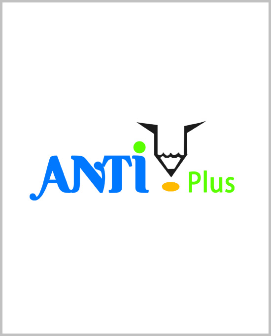 Anti Dot Plus Logo
