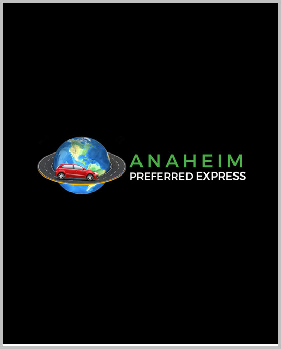Anaheim Preferred Express Logo