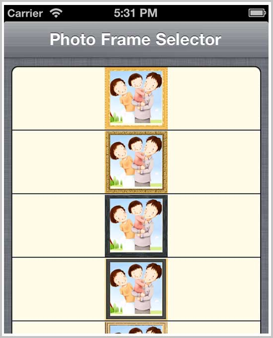 Pic Framez(ipad)